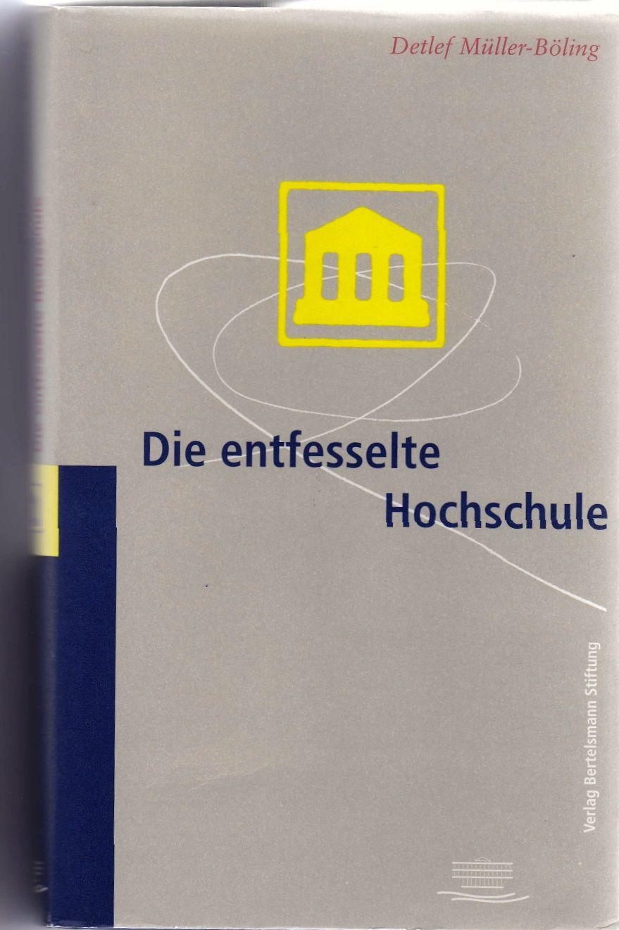 Entfesselte Hochschule Buchbild