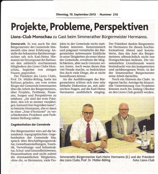 2013_09_10 EifelerNachrichten Lions