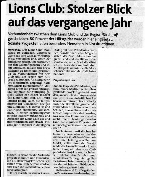 2013_01_30 Lions Jahresempfang 1
