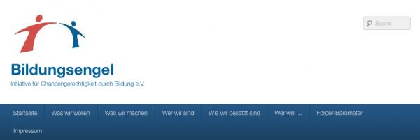 2014_11_22 Bildungsengel Website