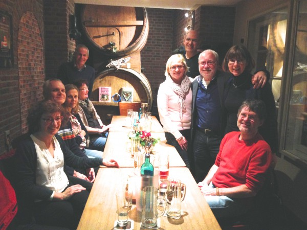 2014_12_21 Treffen FG Empirie
