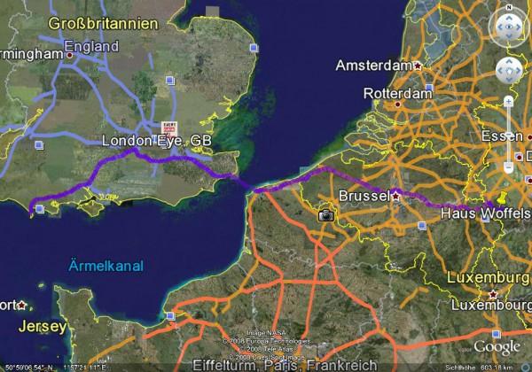2008_11_30 Weymouth-Wegekarte