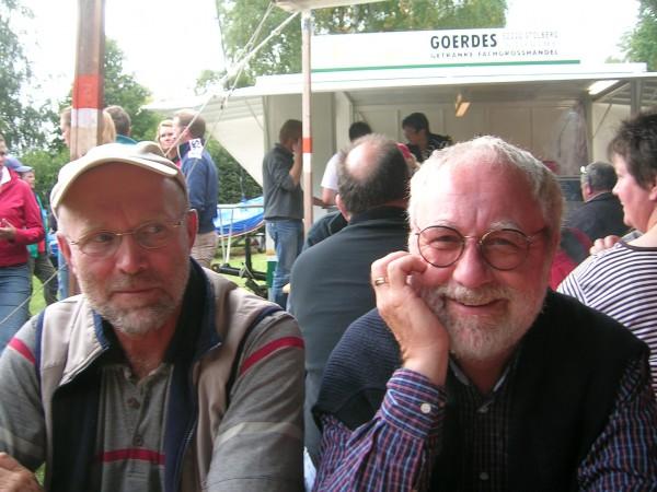 2009_10_23 Reiner und Detlef