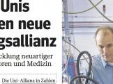 2015_07_09 WAZ Ruhr-Unis schmieden Forschungsallianz