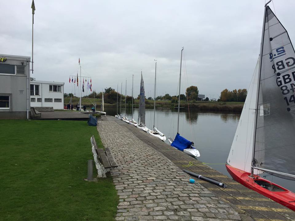 2015_10_23 AntwerpCityCup ohne Wind