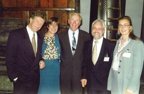 1996 Pondresina Gruppenfoto mit van Vught