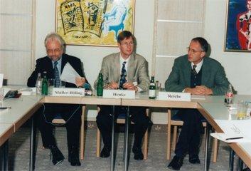 1997 PK Andreas Henke Leitungsstrukturen