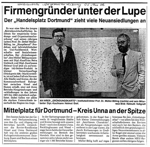 1986_05_07 WAZ Firmengruender unter der Lupe