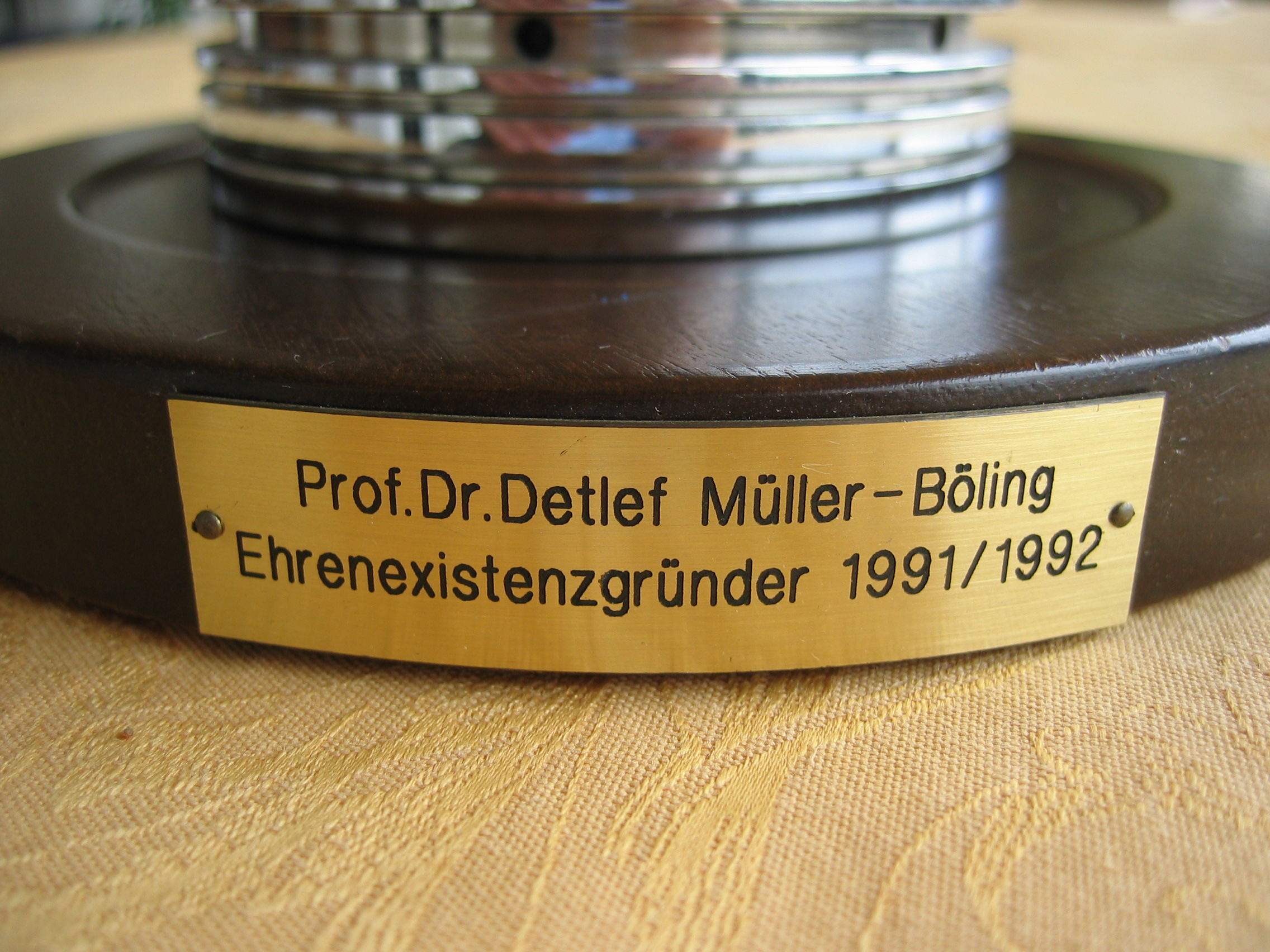1992 Ehrenexistenzgründer 2