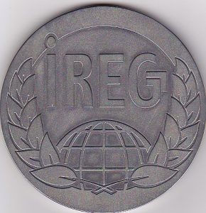 2010_10_08 IREG Honory Member Medaille hinten