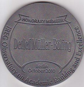 2010_10_08 IREG Honory Member Medaille vorn